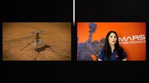 Los martes de Marte: Un vistazo al helicóptero Ingenuity