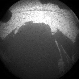 Curiosity Camera frontală de evitare a pericolelor