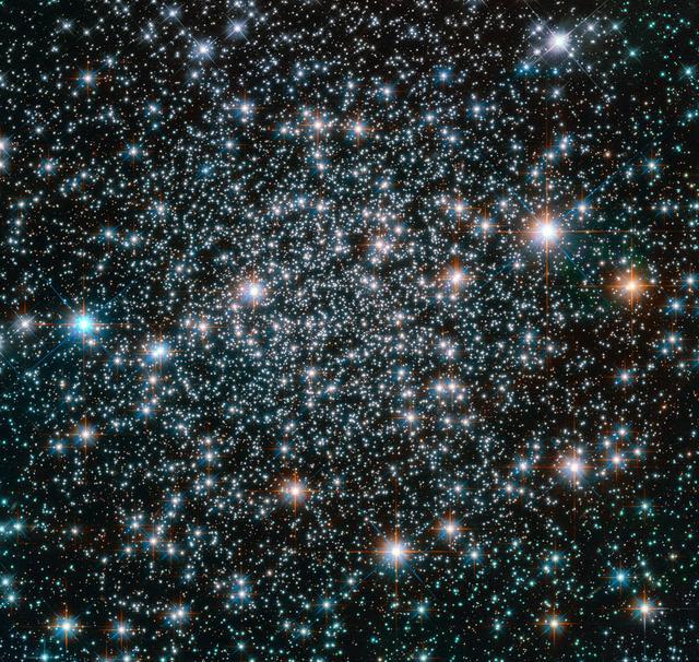 Vineri Hubble – Heavy Metal Stars