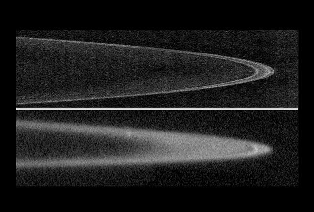 Jupiter Rings: View Sharpest View