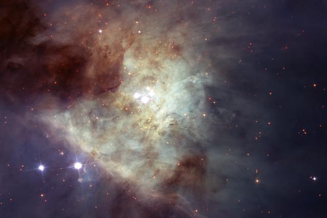 Descoperirea de către Hubble a stelei fugare dă indicii despre spargerea sistemului de stele multiple