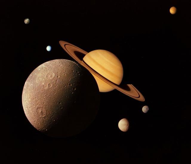 Montaj Sistem Saturn