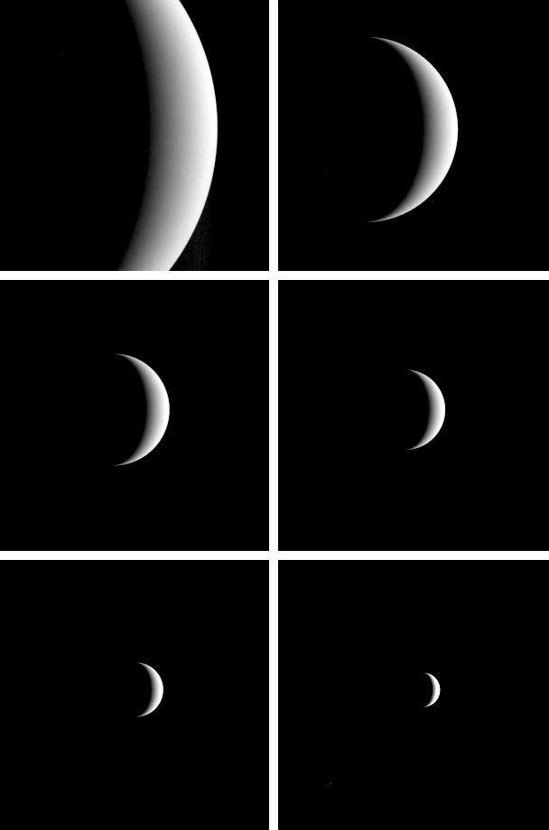 MESSENGER Adio Venus
