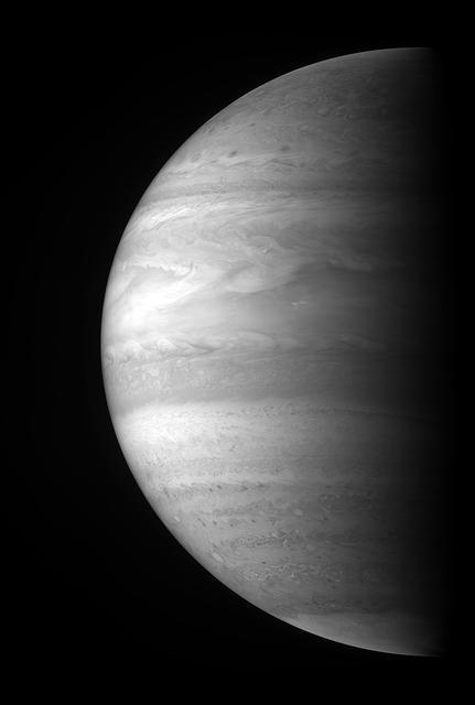 Nori de înaltă altitudine Jupiter