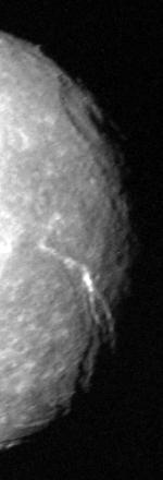 Uranus Moon – Titania