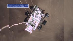 Perseverance envía más sonidos desde Marte: TW @ N – 12 de martie de 2021