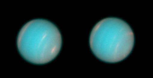 Telescop spațial Hubble Cameră planetară cu câmp larg 2 Observații ale lui Neptun